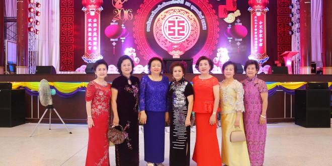 งานสังสรรค์สมาชิกฮักกาประจำปี 22ก.พ59