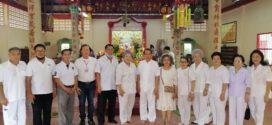 เทศกาลกินเจ ณ ศาลเจ้าแม่กวนอิม บ้านปลักธง หาดใหญ่